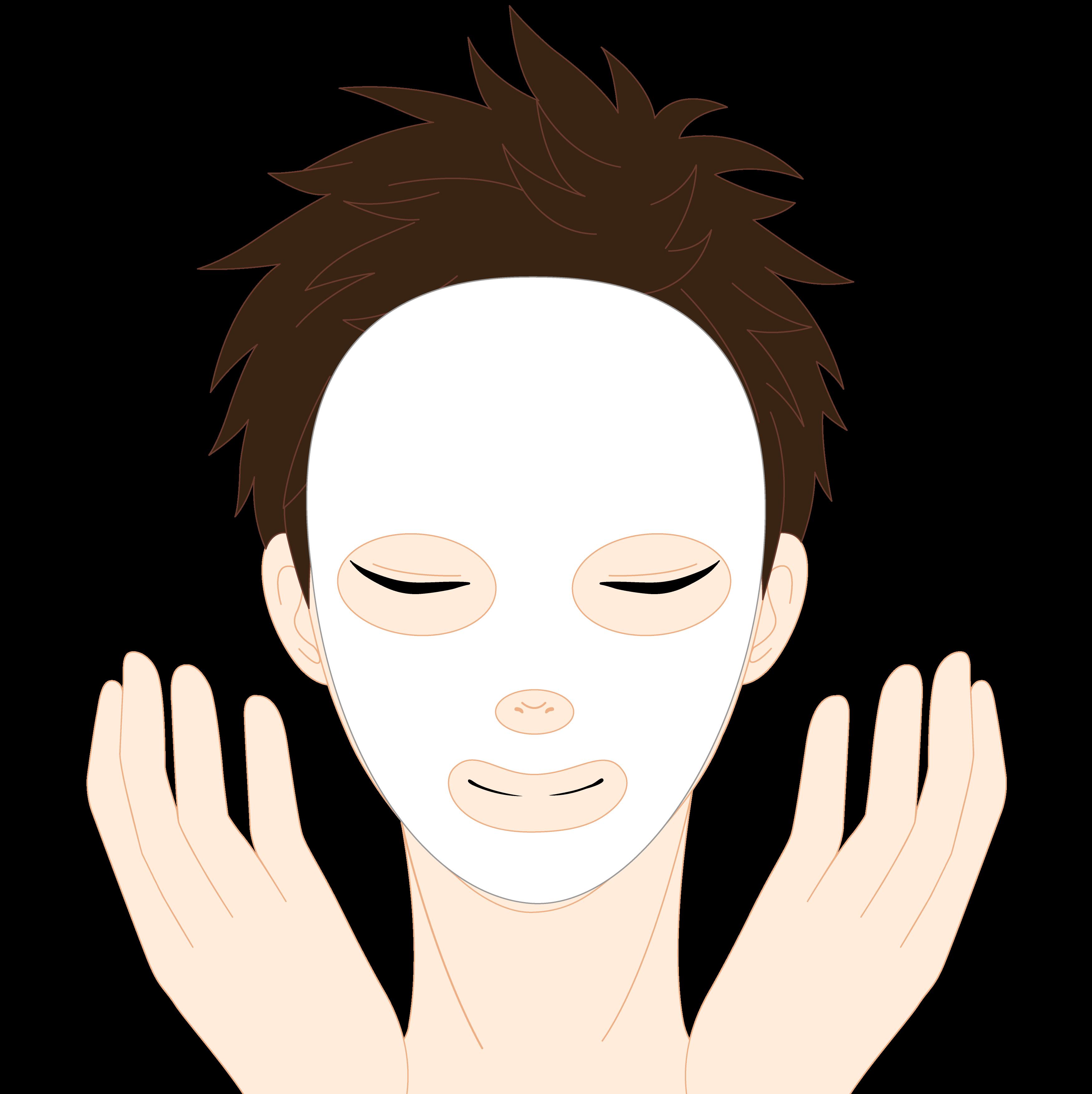 フェイスマスクイメージ