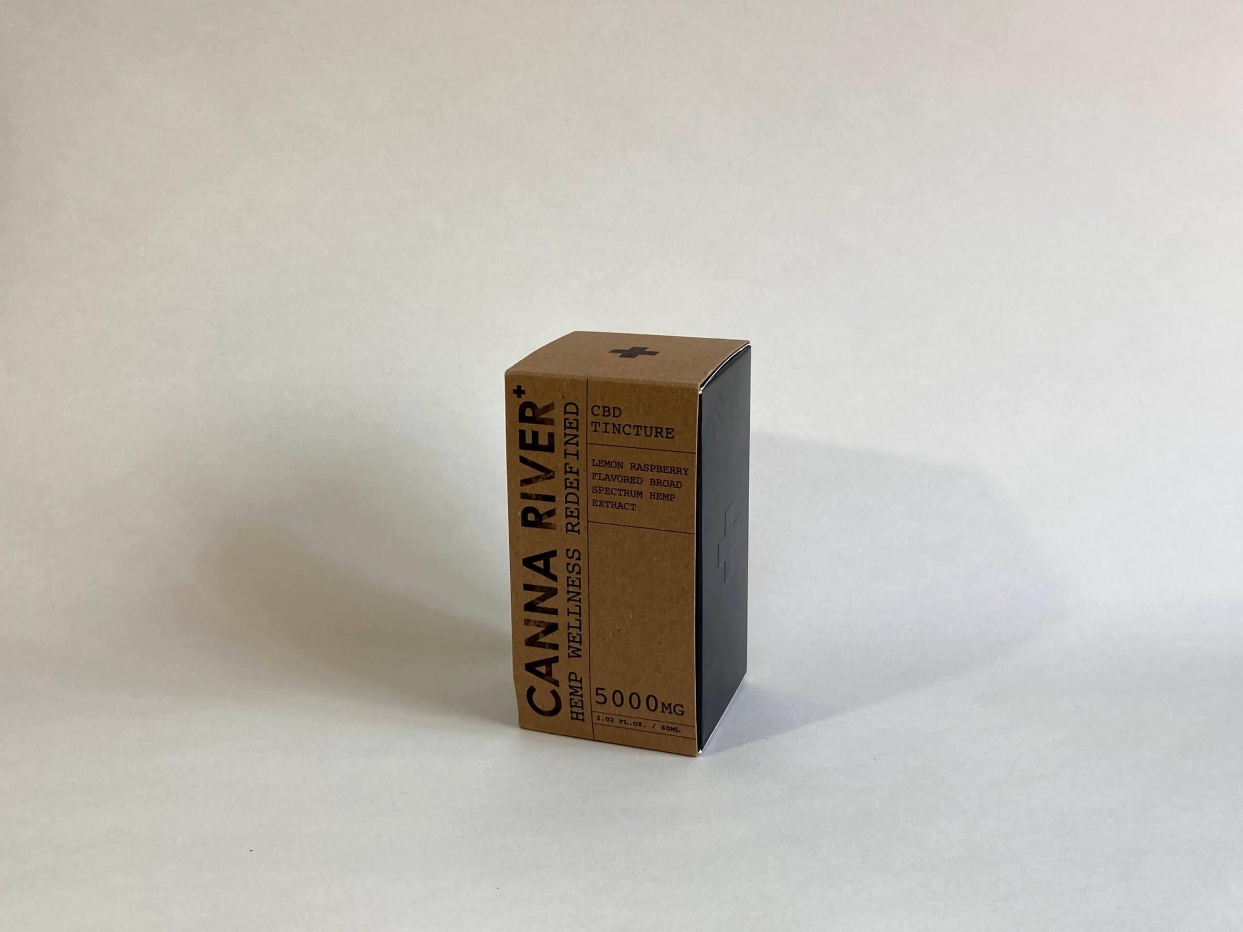 カンナリバー、箱の外観